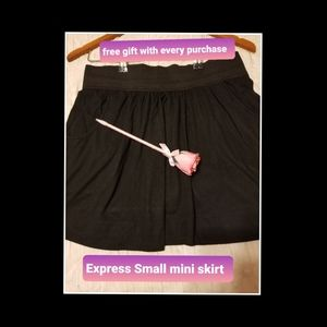 Express NWOT mini skirt size S